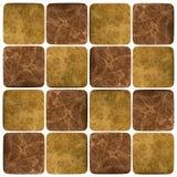 Marmeren mozaïek Stock Afbeeldingen