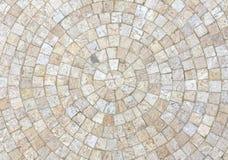 Marmeren mozaïekachtergrond Stock Foto