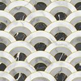 Marmeren Naadloos Patroon stock illustratie
