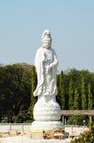 Marmeren standbeeld van Boedha Stock Fotografie