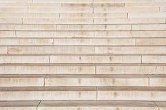Marmeren stappen Stock Foto's