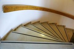 Marmeren stappen Stock Afbeelding