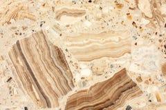 Marmeren steenachtergrond Royalty-vrije Stock Afbeelding