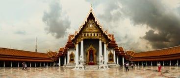 Marmeren tempel Stock Afbeeldingen