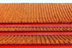 Marmeren tempeldak Stock Foto