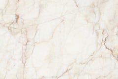Marmeren textuur, gedetailleerde die structuur van marmer in natuurlijk voor achtergrond wordt gevormd en ontwerp Stock Foto's