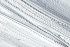 Marmeren textuurachtergrond/de witte grijze marmeren abstracte achtergrond van de patroontextuur Royalty-vrije Stock Fotografie