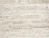 Marmeren Travertijn Romein royalty-vrije stock afbeelding