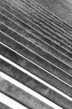 Marmeren trede met witte stappen aan oneindigheid Royalty-vrije Stock Afbeelding