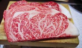 Marmeren Vlees Royalty-vrije Stock Afbeeldingen