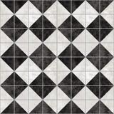 Marmeren vloer Stock Foto