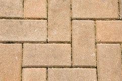 Marmo arancio di struttura delle piastrelle per pavimento Fotografie Stock