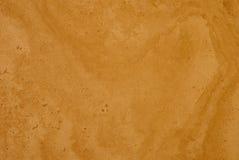 Marmo arancione di colore Fotografie Stock Libere da Diritti