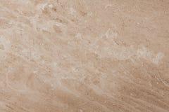 Marmo bianco crema beige della crepa Immagine Stock Libera da Diritti