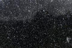 Marmo in bianco e nero del fondo fotografie stock