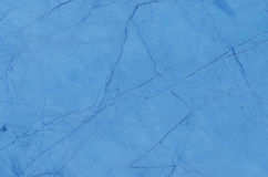 Marmo blu Immagine Stock Libera da Diritti