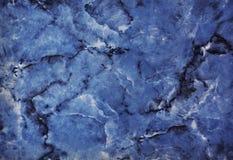 Marmo blu di struttura, immagine stock libera da diritti