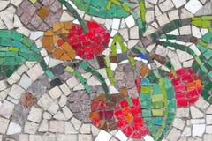 Marmo del mosaico Fotografia Stock Libera da Diritti