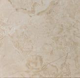 Marmo strutturato beige Immagine Stock Libera da Diritti