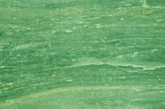 Marmo verde Fotografie Stock