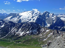 Marmolada Royalty Free Stock Photo