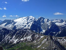 Marmolada Royalty Free Stock Images