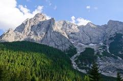 Marmolada - dolomia, Italia Fotografia Stock Libera da Diritti