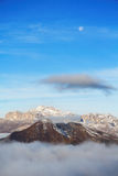 Marmolada, Dolomites Royalty Free Stock Photo