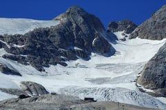 Marmolada, Dolomites Royalty Free Stock Images