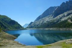 Marmolada, Dolomites Royalty Free Stock Photo