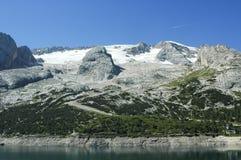 Marmolada, Dolomites Stock Image