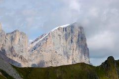 Marmolada mountain. Royalty Free Stock Image