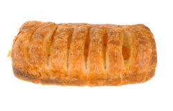 Marmolade stuffed pasty Royalty Free Stock Image
