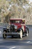 1929年Marmon罗斯福可折叠小轿车 免版税库存照片