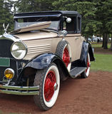Marmon coupe rosevelt. Royalty Free Stock Image