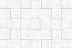 Marmor belägger med tegel sömlös golvtextur Royaltyfri Fotografi