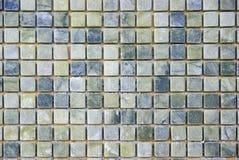 Marmor deckt Muster mit Ziegeln Lizenzfreie Stockbilder