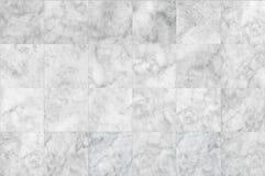 Marmor deckt nahtlose Bodenbeschaffenheit mit Ziegeln lizenzfreie stockbilder