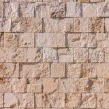Marmor deckt Wand mit Ziegeln Lizenzfreie Stockfotos