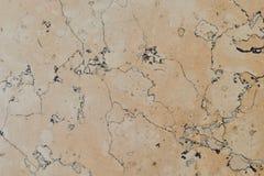 Marmor mönstrad golvbakgrund Arkivfoto
