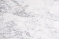Marmor mönstrad texturbakgrund Vita lyxiga marmor ytbehandlar, gör sammandrag svartvita grå färger för naturlig marmor för design arkivfoton