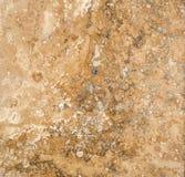 marmor textures travertinen Royaltyfria Bilder