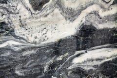 Marmor von Ruskeala Stockfoto