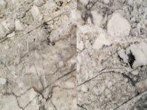 Marmor zwei Blätter Stockbild