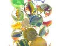 Marmorausblasen Lizenzfreies Stockbild