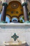 Marmorbågarna av den tyska springbrunnen, Istanbul Royaltyfri Bild