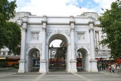 Marmorbogen, London, England, Großbritannien Stockfotos