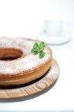 Marmorcake fotografering för bildbyråer