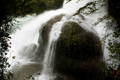 Marmore Falls. An image of Marmore Falls in Terni, Umbria Italy Royalty Free Stock Photography