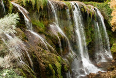 Marmore Falls. An image of Marmore Falls in Terni, Umbria Italy Stock Photography